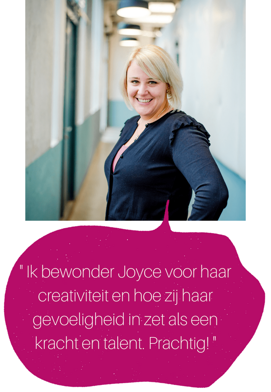 recensie michelle tukker COLOURFUL JOURNEY mobiel
