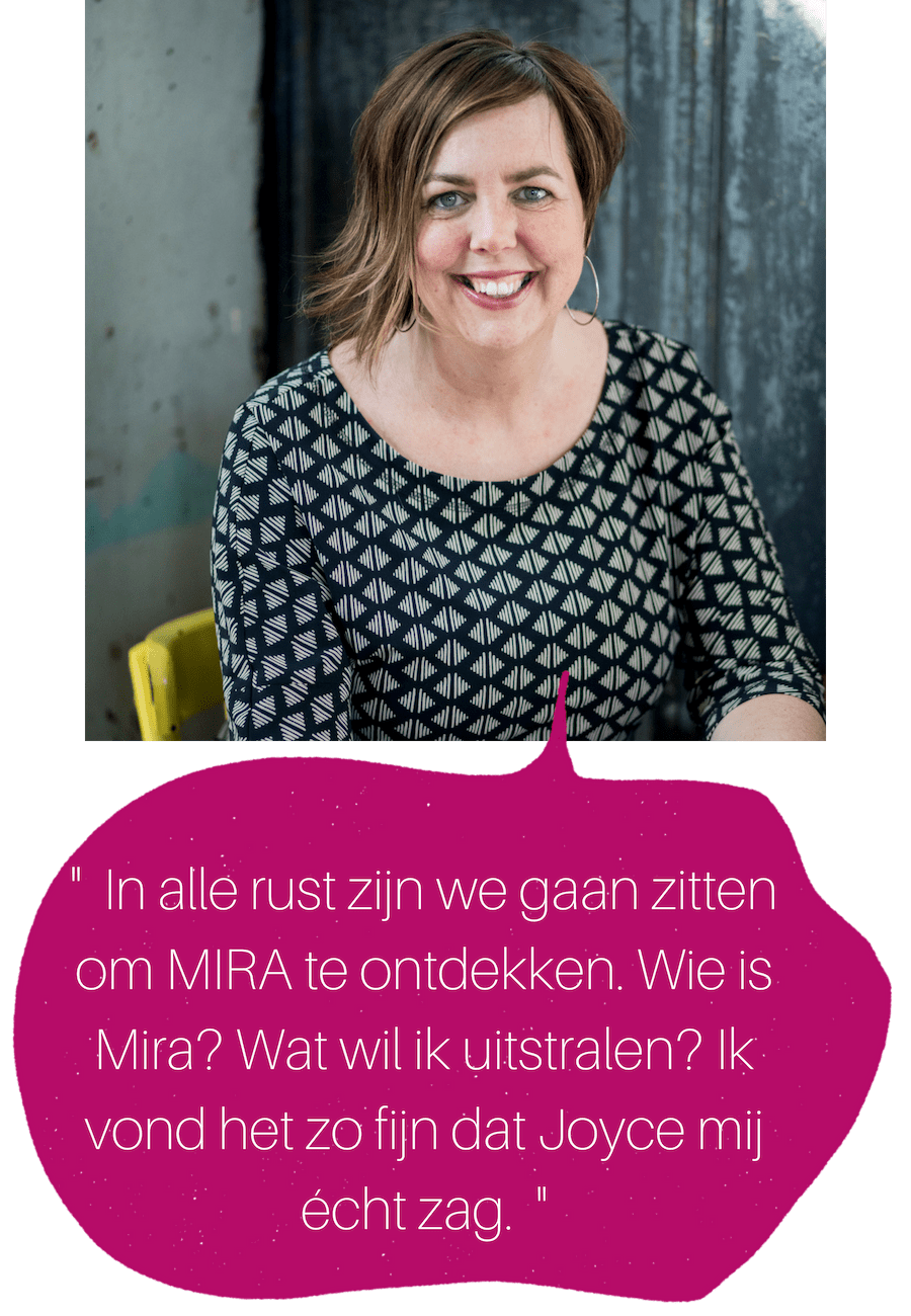 recensie mira hannink COLOURFUL JOURNEY mobiel