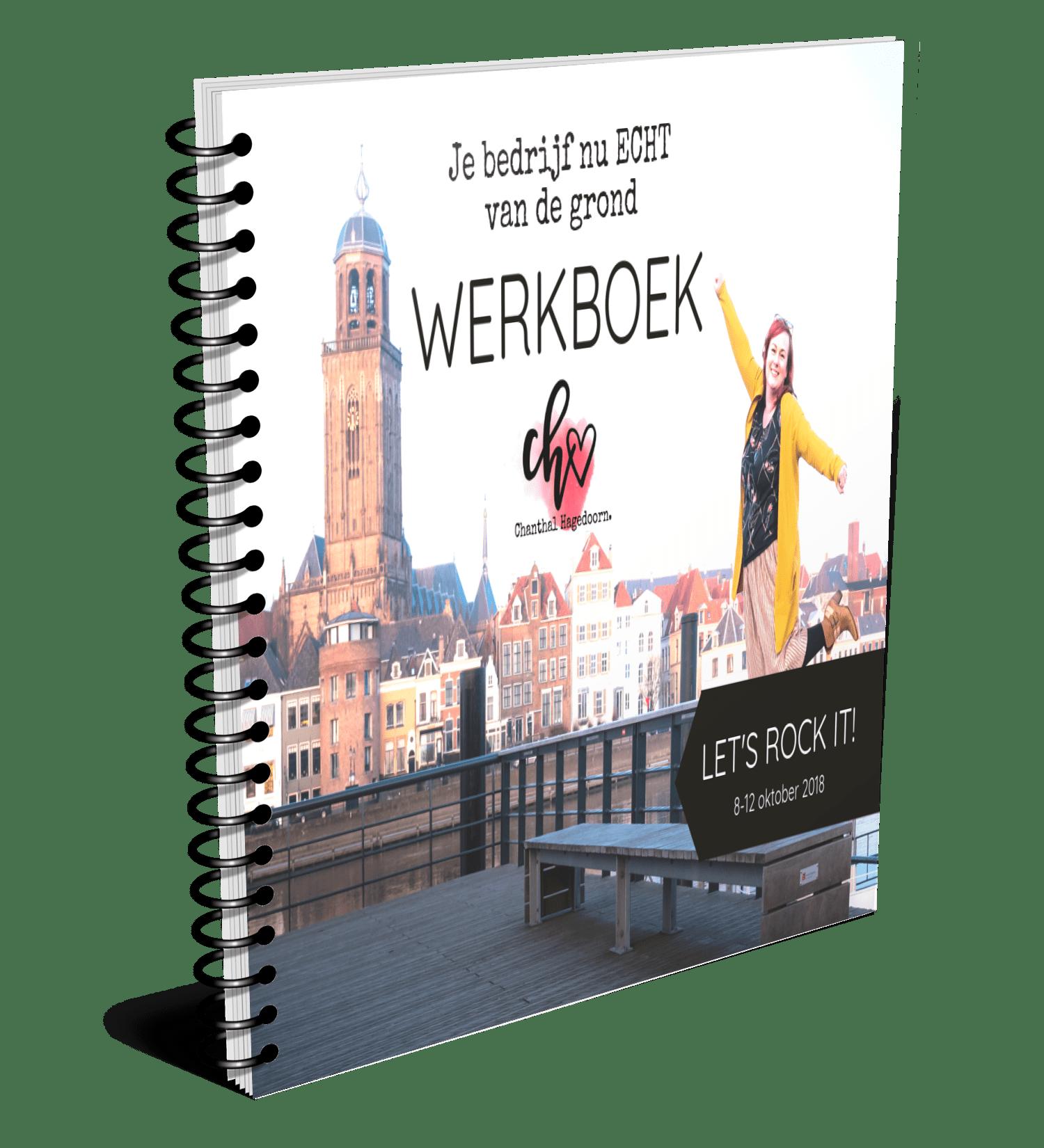 branded werkboek 3D branding CH