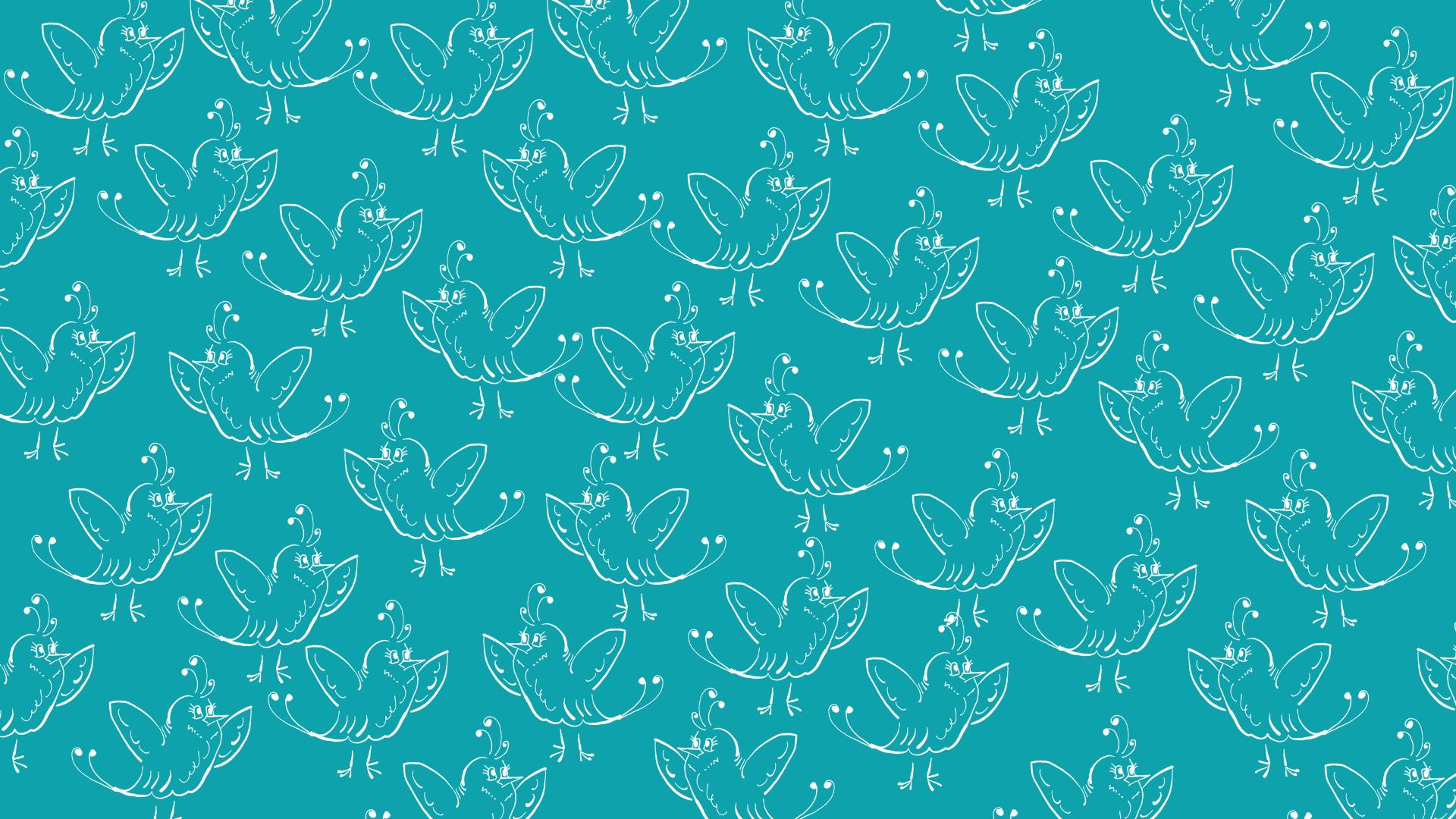 patroon birds chanthal hagedoorn