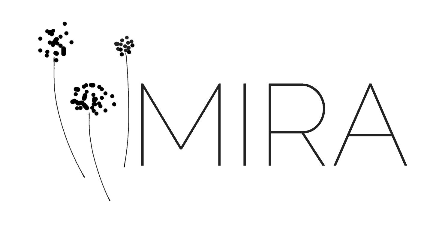 logo mira hannink rebranding